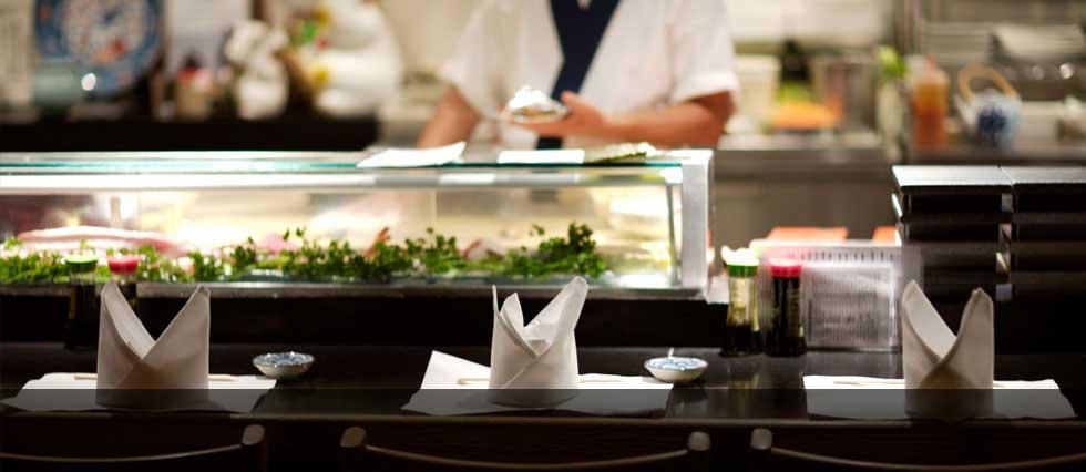 Modern Sushi Bar Design Sushi Bar Design